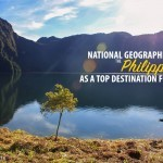 National Geographic Picks Philippines as a Top Destination for 2016
