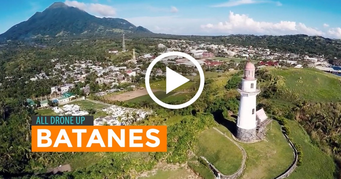 All Drone Up: BATANES by Dex Maligang (Video)