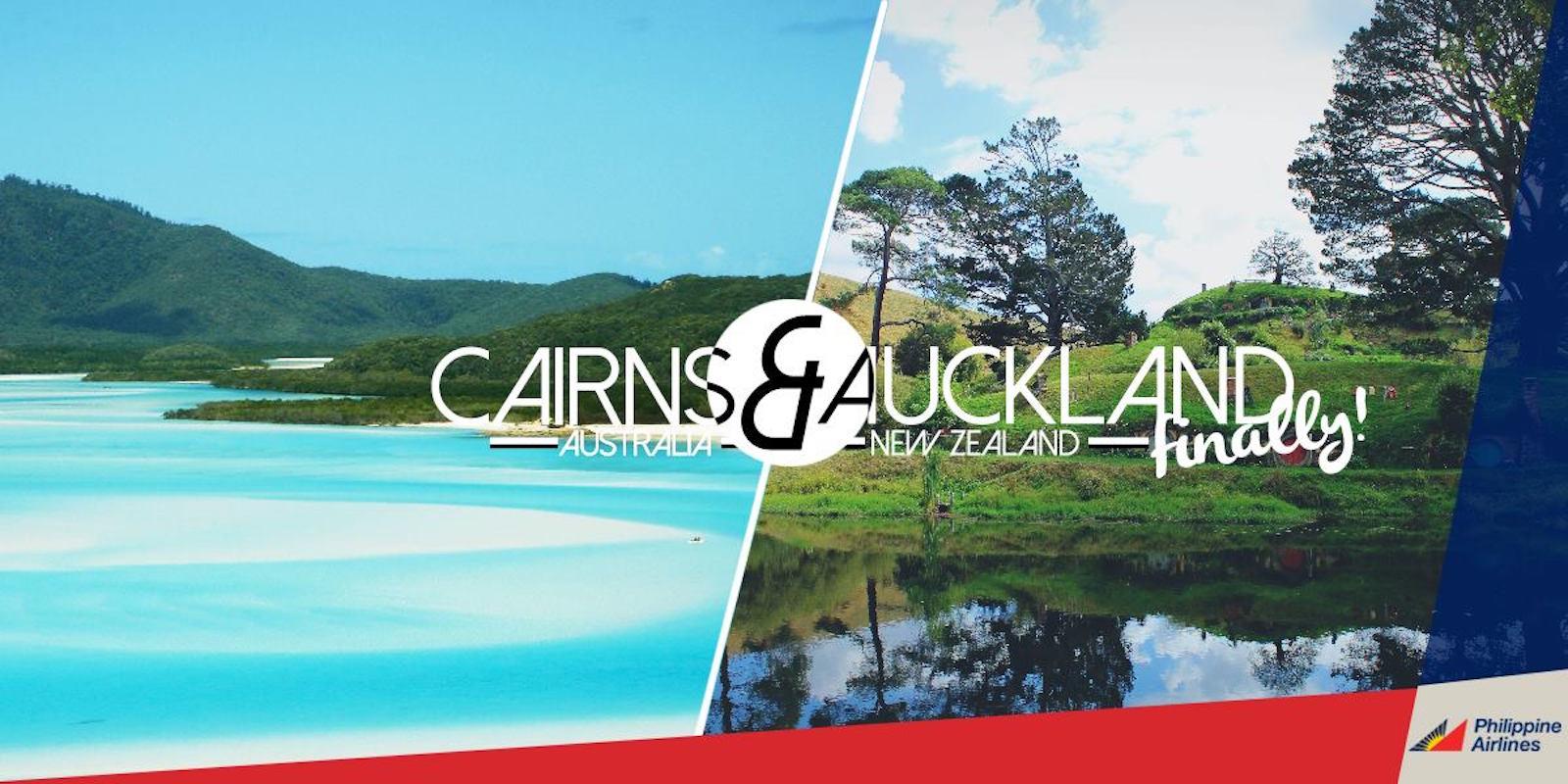 Cairns Auckland