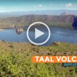 All Drone Up: Taal Volcano (by Share Philippines)
