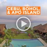 VIDEO: Cebu, Bohol and Apo Island (Marc Azucena)