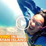 Video: Skydiving in Bantayan Island, Cebu