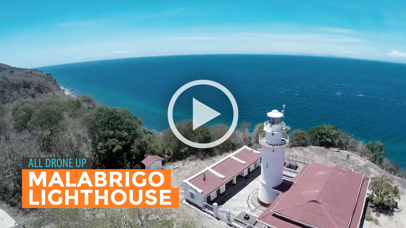All Drone Up Malabrigo Beach And Lighthouse Video Philippine