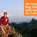 Blogger Aris Mape: On Travel, Change, and Cebu