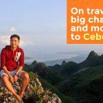 Blogger Aris Mape: On Travel, Change, and Cebu
