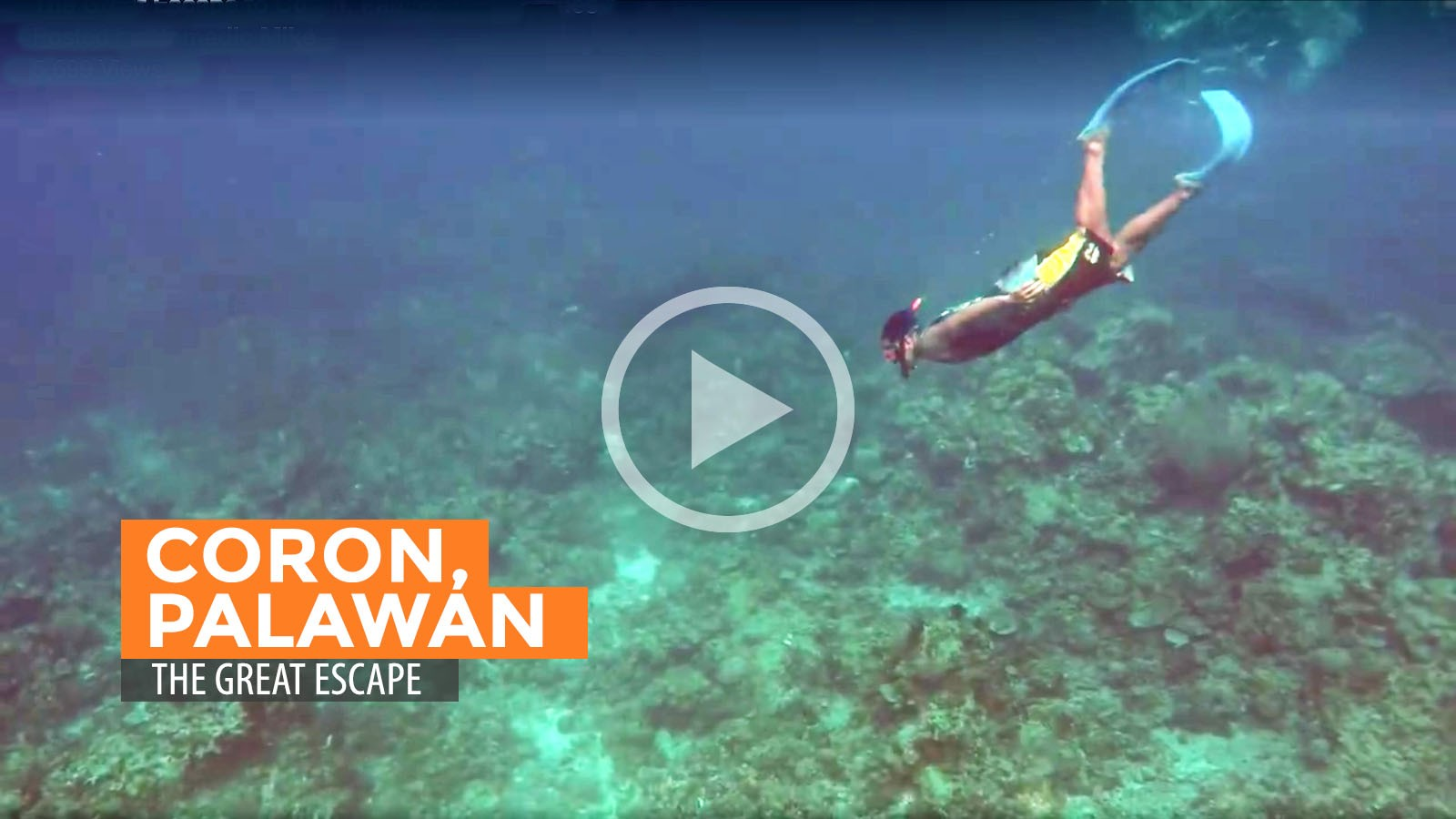 Video The Great Escape To Coron Palawan Philippine Beach