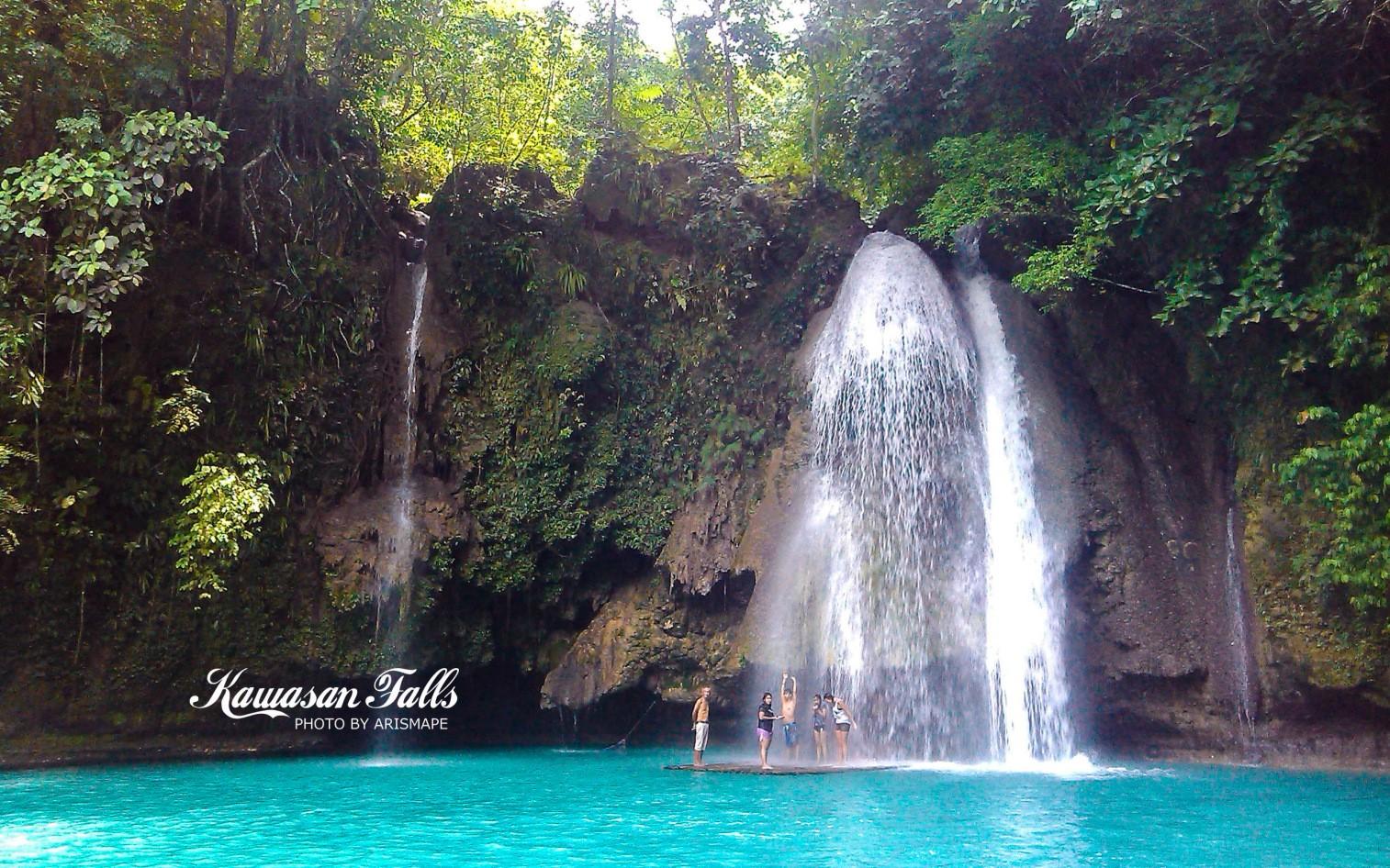 Kawasan Falls. Photo by Aris Mape