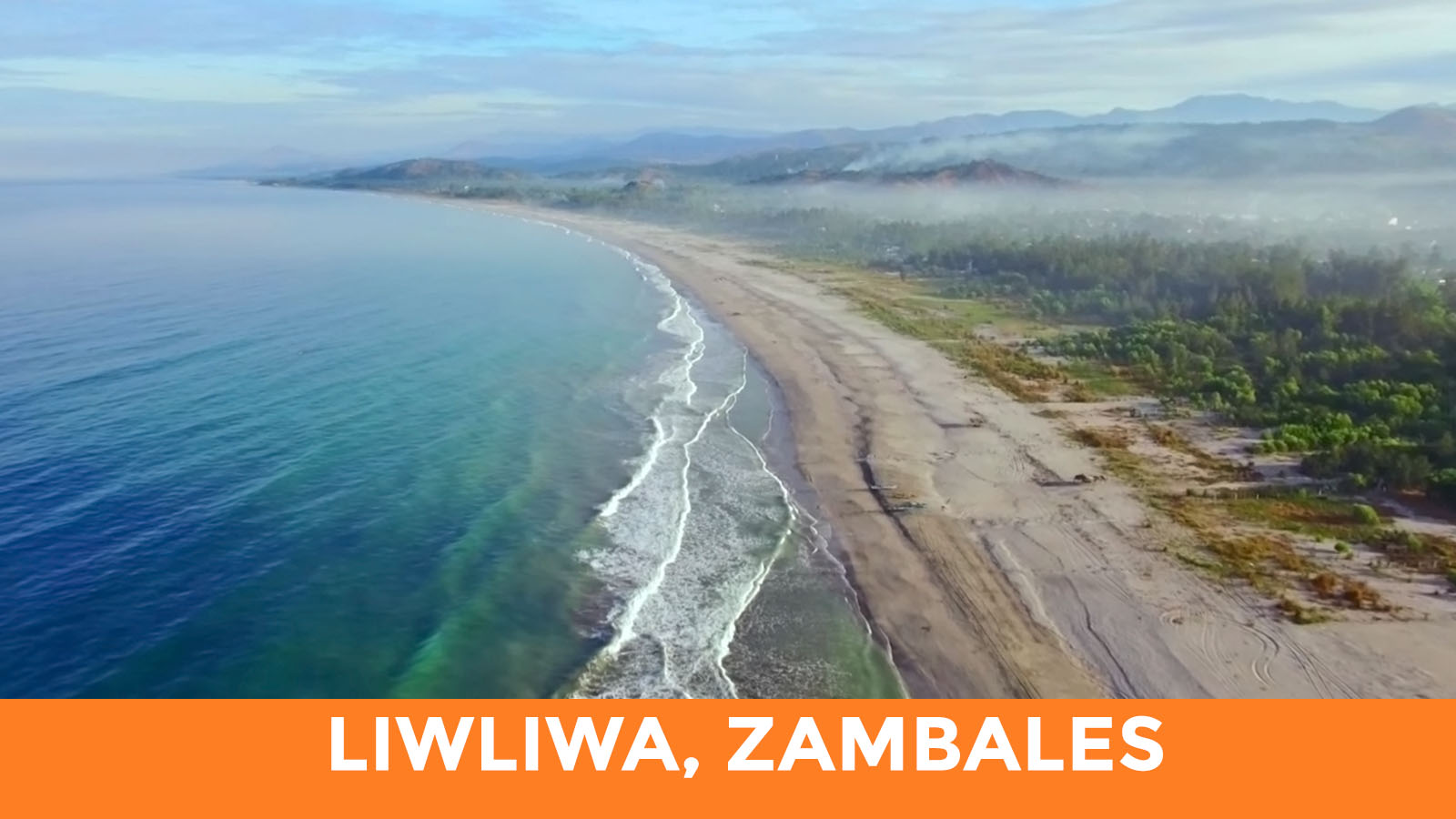 San Vicente (Ilocos Sur) Philippines  City pictures : All Drone Up: Liwliwa, Zambales Video PhilippineBeaches.org
