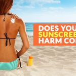 Does Your Sunscreen Harm Coral Reefs?