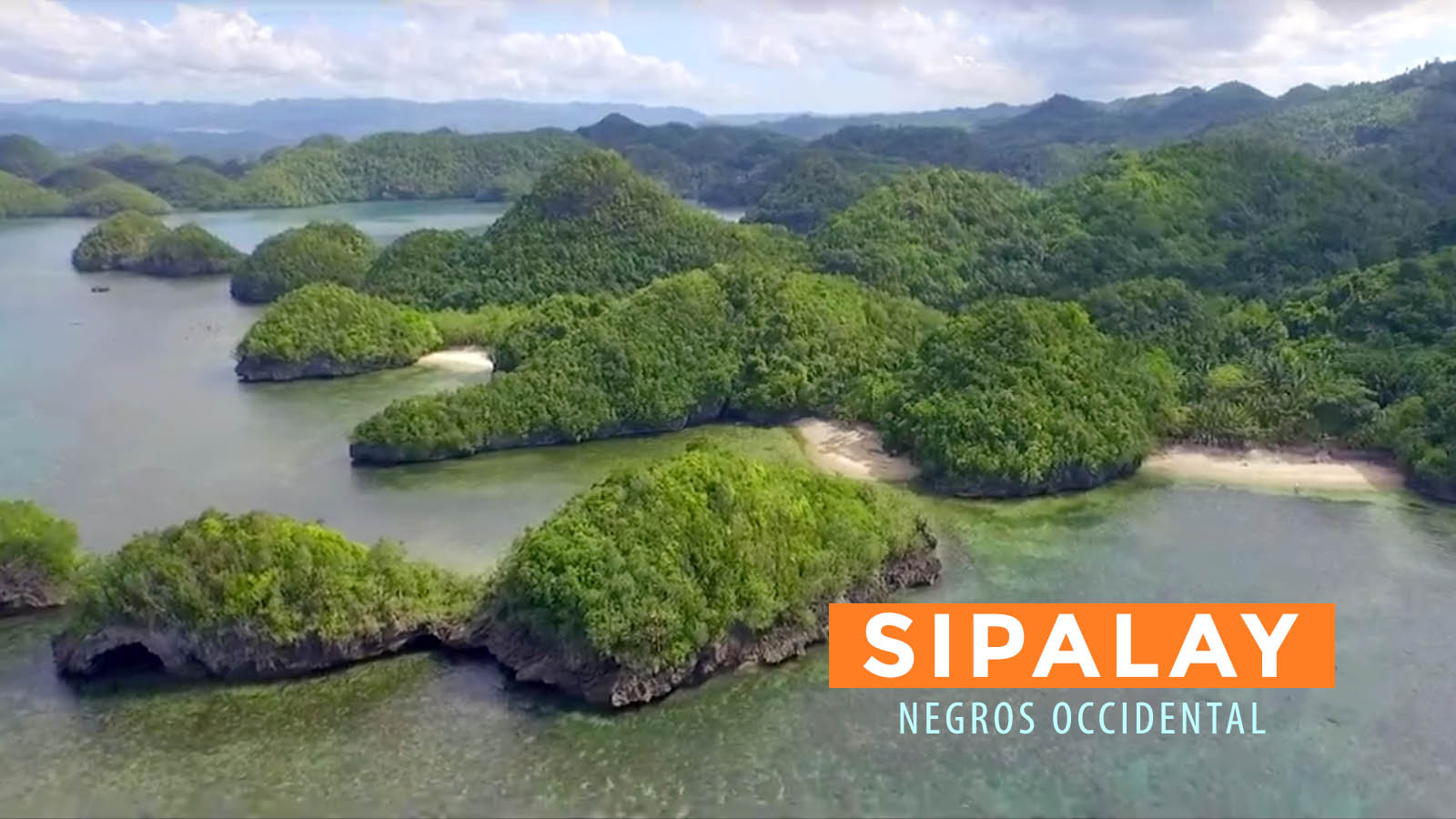 Watch The Beaches Of Sipalay Negros Occidental Drone Video Philippine Beach Guide