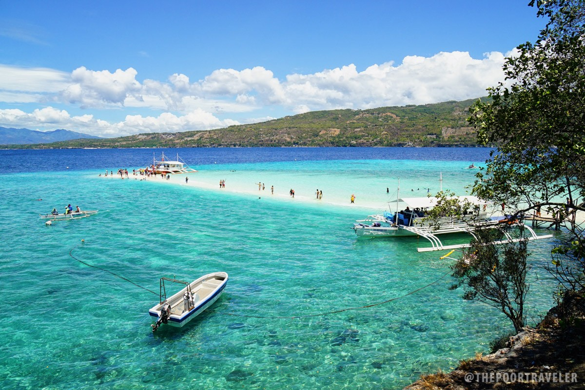 Sumilon Island Oslob Cebu