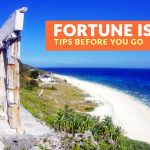 FORTUNE ISLAND, BATANGAS: IMPORTANT TIPS