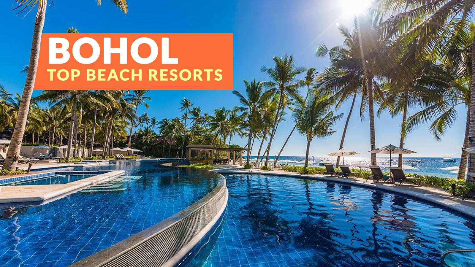 Top 5 Beach Resorts In Bohol 2017 Philippine Beach Guide