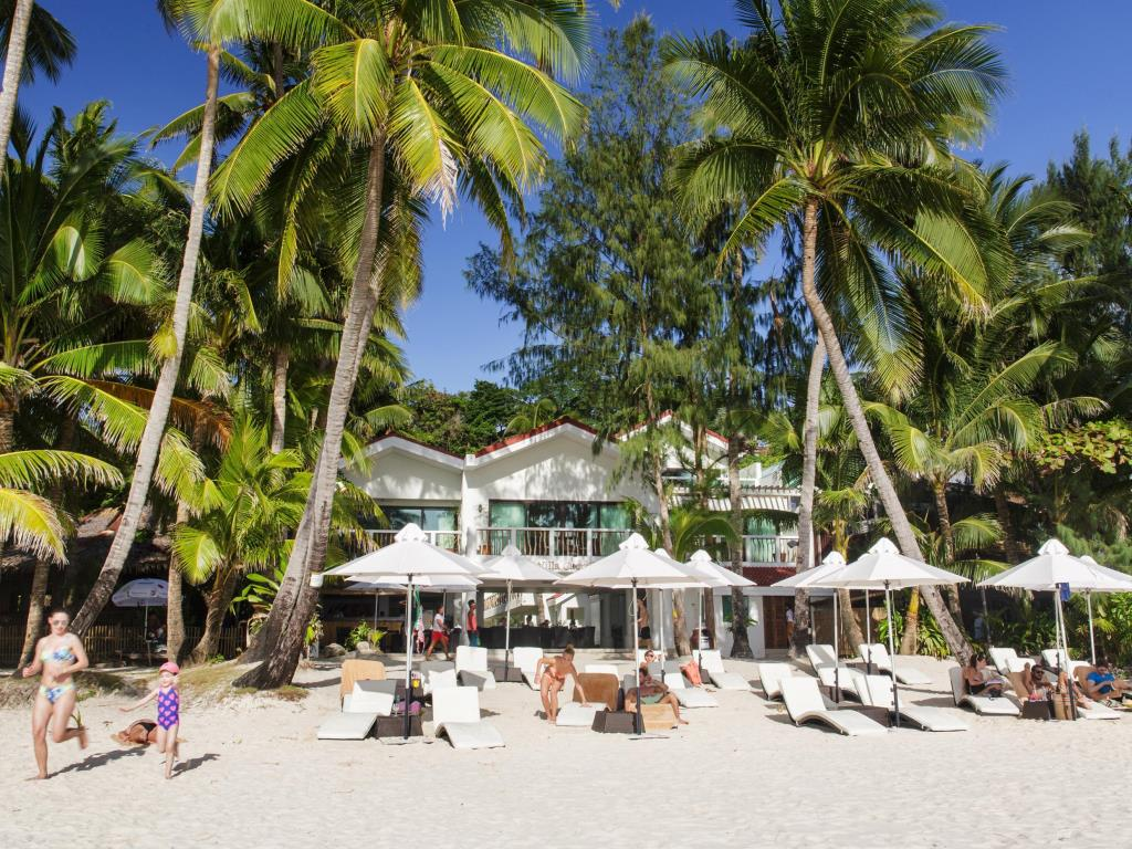 12 beaches of boracay where to go other than white beach for Best beach boutique hotels