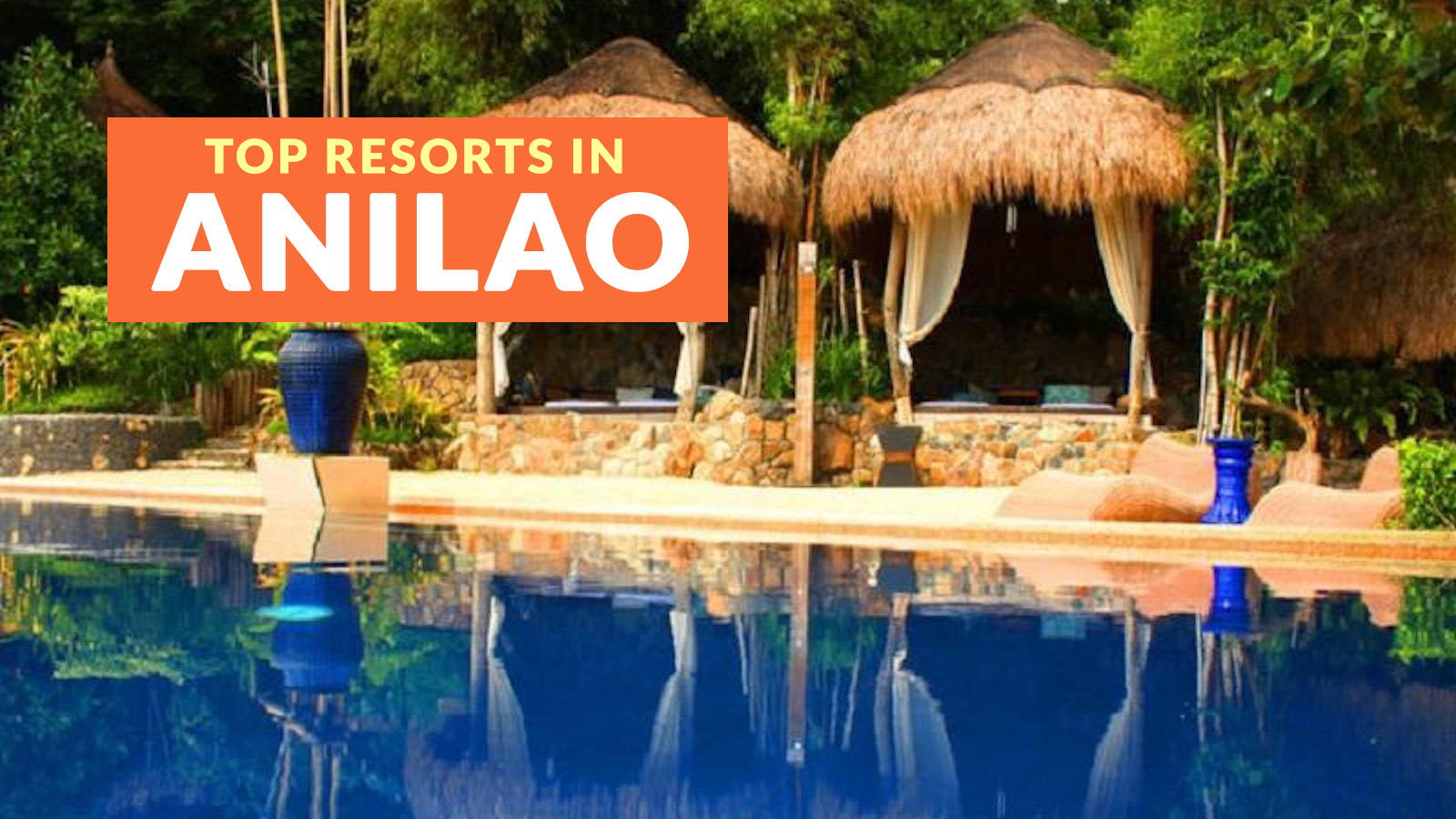 Anilao Batangas Top 5 Beach And Dive Resorts Philippine Beach Guide