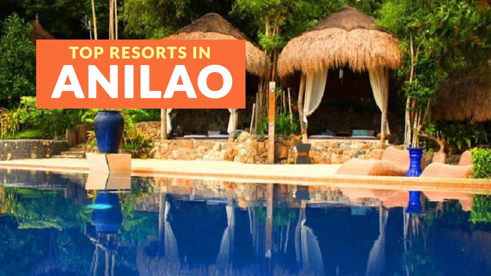 Anilao Batangas Top 5 Beach And Dive Resorts