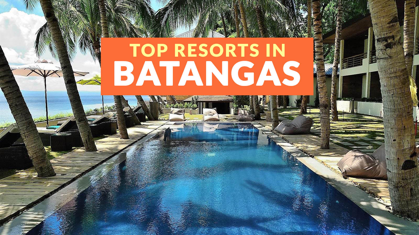 7 Top Rated Resorts In Batangas Philippine Beach Guide