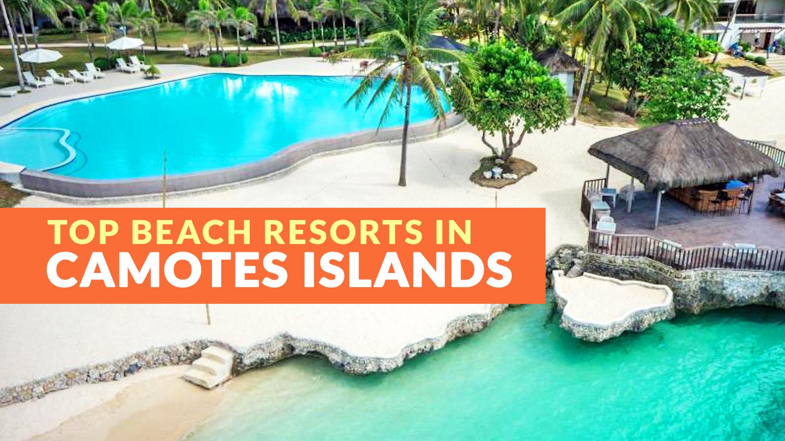 Top 7 Beach Resorts In Camotes Islands Cebu 2017