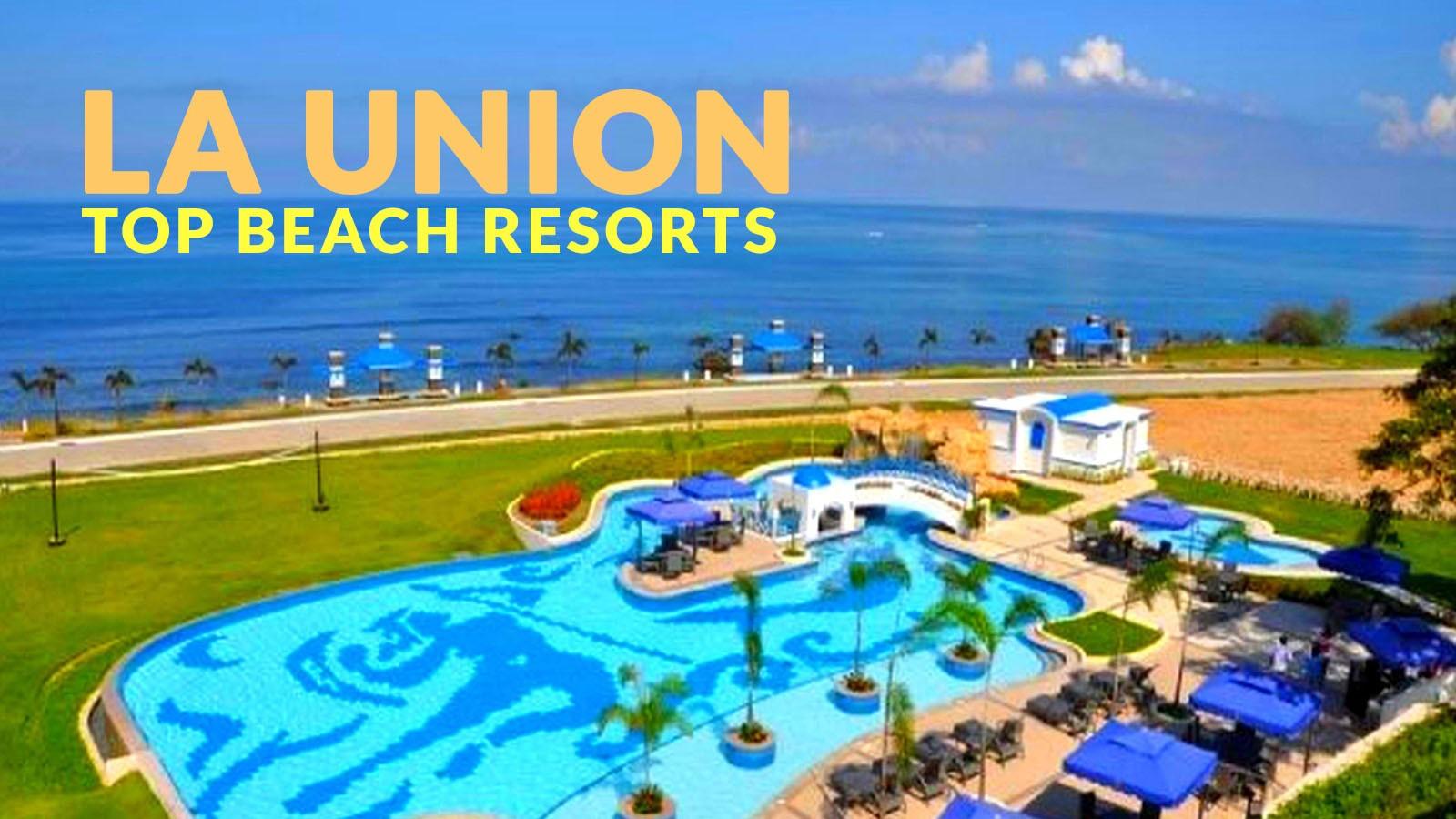 Best Beach Resort In La Union