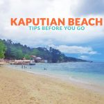 KAPUTIAN BEACH, SAMAL ISLAND: IMPORTANT TRAVEL TIPS