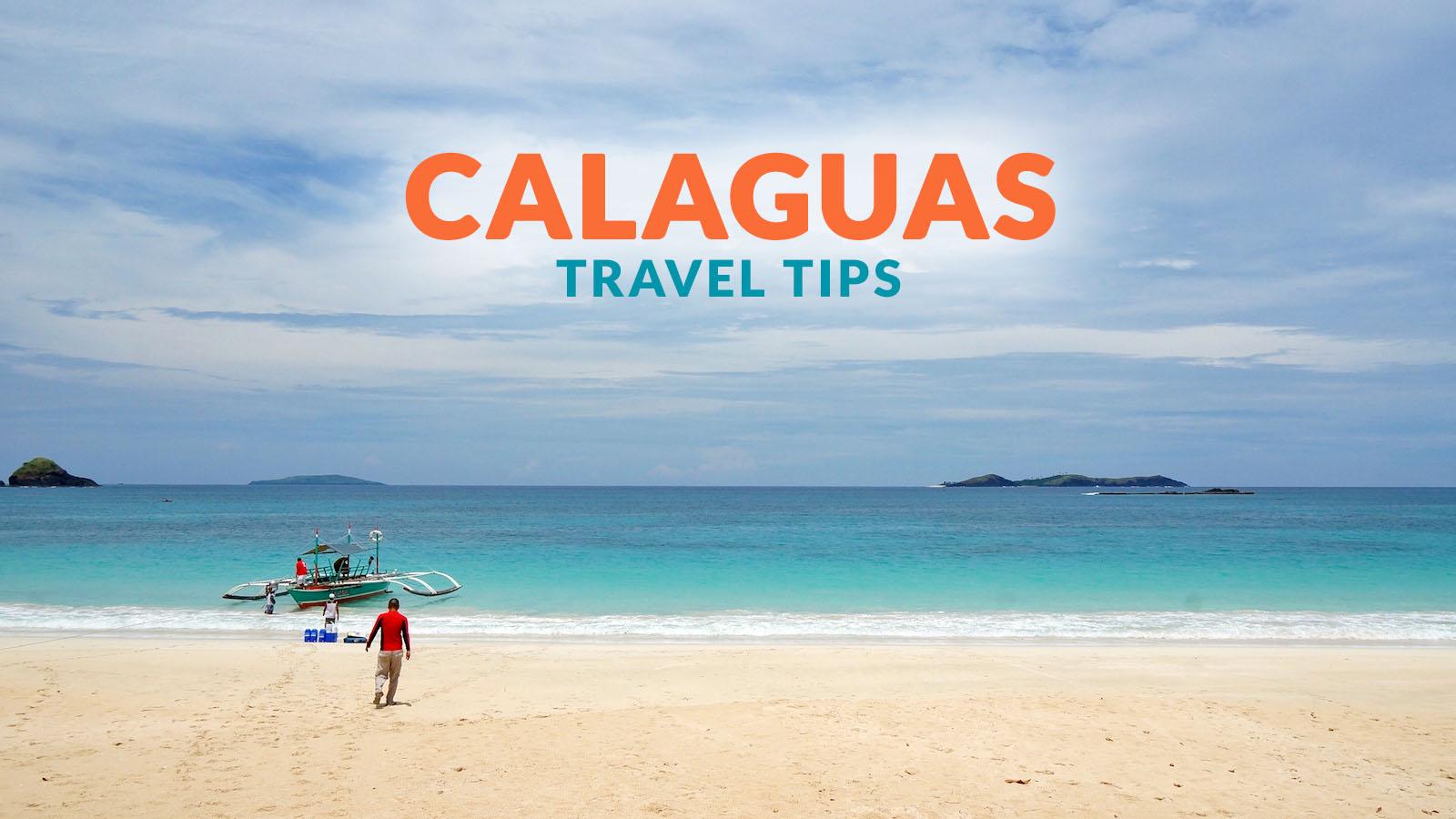 Calaguas Island Camarines Norte Map CALAGUAS ISLANDS: IMPORTANT TRAVEL TIPS   Philippine Beach Guide