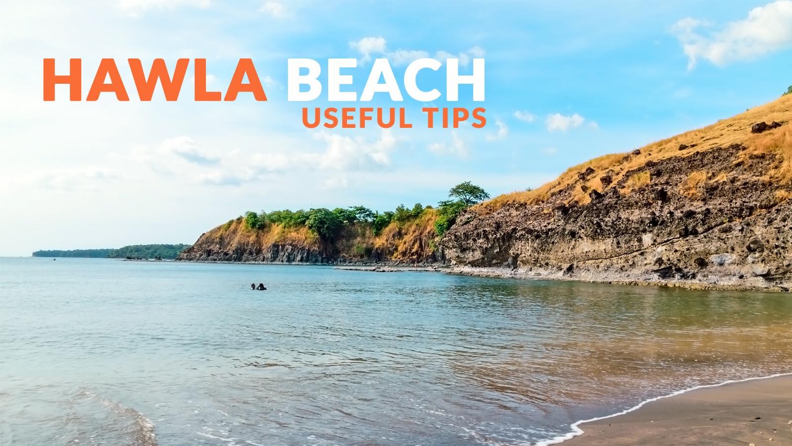 Hawla Beach Panoypoy Beach Bataan Important Tips Philippine Beach Guide