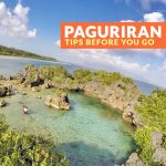 PAGURIRAN ISLAND, SORSOGON: IMPORTANT TRAVEL TIPS