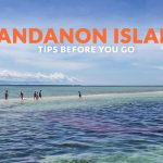 Pandanon Island, Bohol: Important Tips