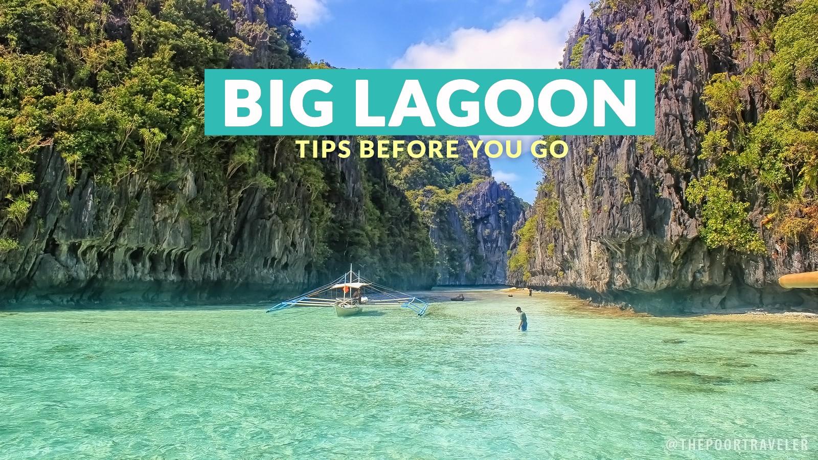 Big Lagoon El Nido Important Travel Tips Philippine