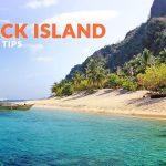 BLACK ISLAND (MALAJON ISLAND), BUSUANGA: IMPORTANT TRAVEL TIPS