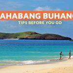 MAHABANG BUHANGIN BEACH, CALAGUAS: IMPORTANT TRAVEL TIPS