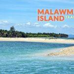 Malawmawan Island, Sorsogon: Important Tips