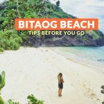 BITAOG BEACH, CATANDUANES: IMPORTANT TRAVEL TIPS