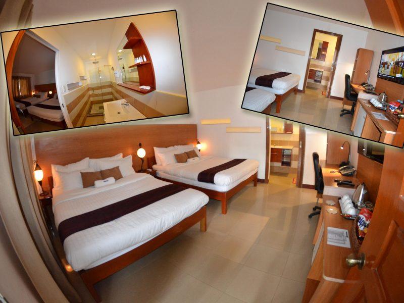 Kaputian Beach Resort Room Rates
