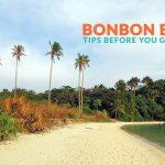 Bonbon Beach, Romblon: Important Tips
