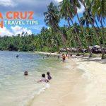 Santa Cruz Beach, Dinagat Islands: Important Tips
