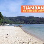 Tiamban Beach, Romblon: Important Tips