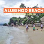 Alubihod Beach, Guimaras: Important Tips