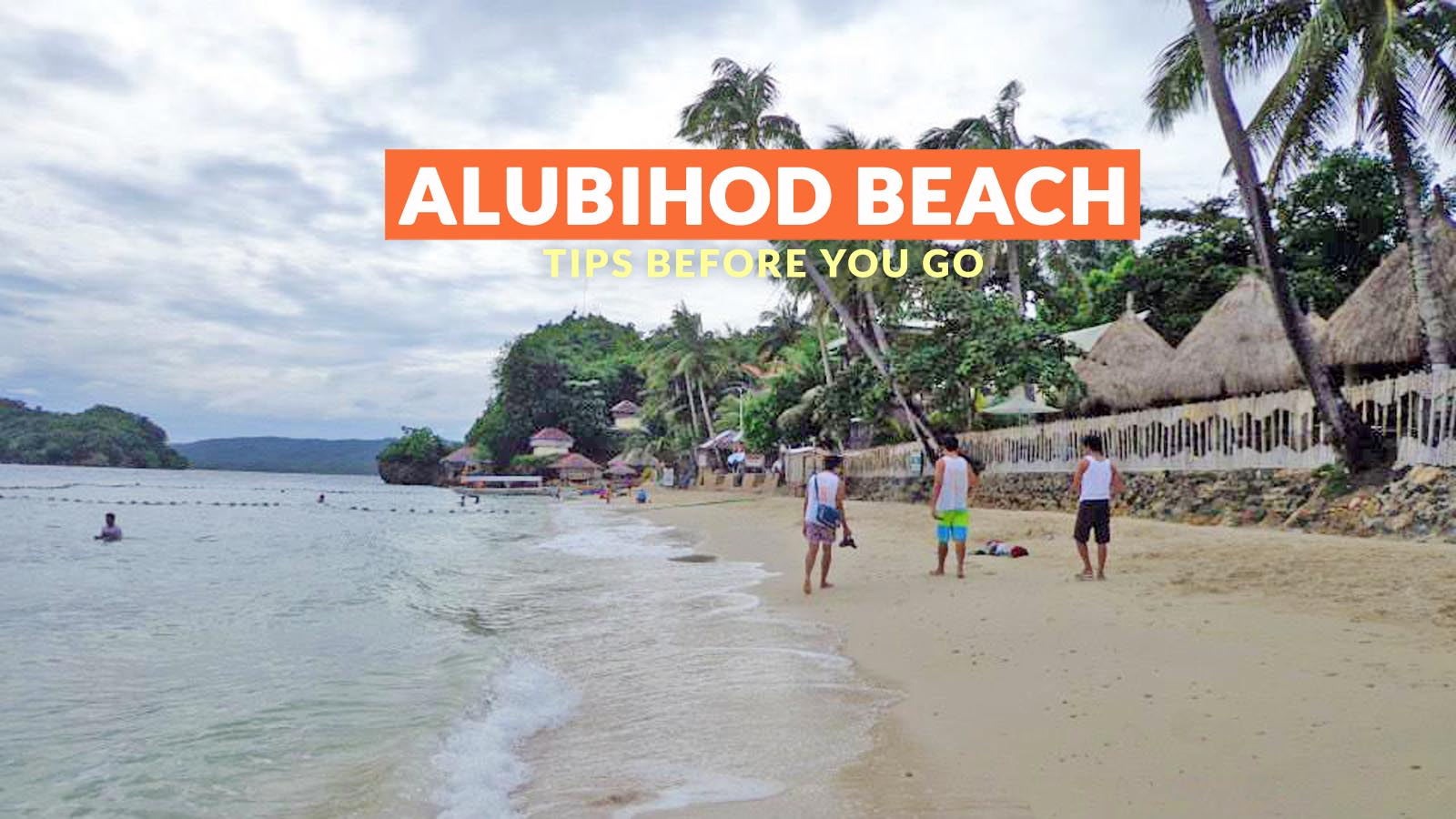 Alubihod Beach Guimaras Important Tips Philippine Beach Guide