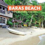 Baras Beach, Guimaras: Important Tips