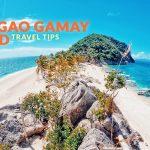 Cabugao Gamay Island, Iloilo: Important Tips