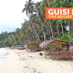 GUISI BEACH, GUIMARAS: IMPORTANT TRAVEL TIPS