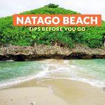 Natago Beach, Guimaras: Important Tips