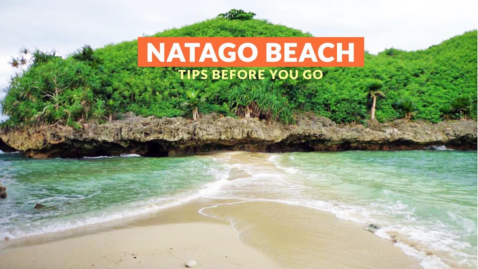 Natago Beach Guimaras Important Tips Philippine Beach