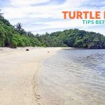 TURTLE BEACH, DANJUGAN ISLAND: IMPORTANT TRAVEL TIPS