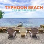 Typhoon Beach, Danjugan Island: Important Tips