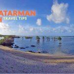 UEP Catarman White Beach, Northern Samar: Important Tips