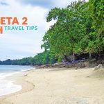 Isla Reta 2, Samal: Important Tips