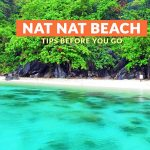 Nat Nat Beach, El Nido: Important Tips