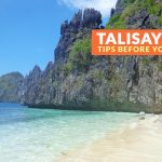 TALISAY BEACH, EL NIDO: IMPORTANT TRAVEL TIPS